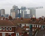 為了應對住房危機,英國政府計劃在未來10年大批建新屋,每年新建266,000戶。( Oli Scarff/Getty Images)