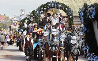 再不订票就迟了 慕尼黑10月啤酒节即将登场