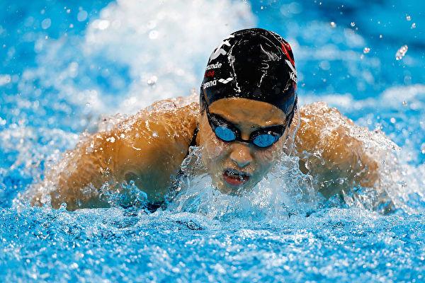 馬迪尼於巴西里約奧運。(Clive Rose/Getty Images)
