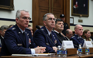 美战略司令部司令:对朝鲜有最强大威慑力
