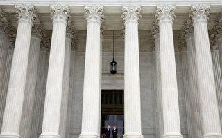 美國最高法院將於10月份審議川普的旅行與難民禁令。(Win McNamee/Getty Images)