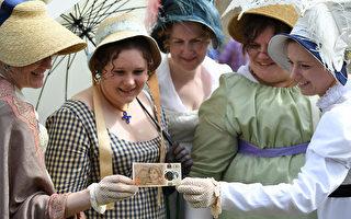 简·奥斯丁逝世200周年 肖像现英新版10镑钞