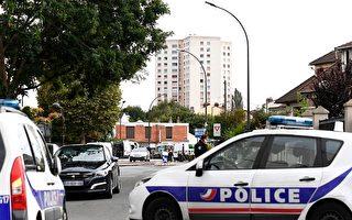 法國警方9月6日(週三)在巴黎南郊維勒瑞夫市(Villejuif)發現了一個藏有炸藥物和煤氣罐的秘密爆炸物作坊並對此展開調查。(BERTRAND GUAY/AFP/Getty Images)