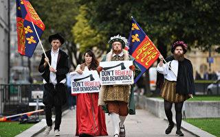 圖說英國:連亨利八世都要跟脫歐扯上關係
