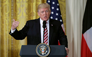 週四(9月7日),美國總統川普(特朗普)表示,不排除與朝鮮的軍事行動。他還說,若美國對朝鮮動武,對朝鮮來說,將是很悲哀的一天。 (Chip Somodevilla/Getty Images)