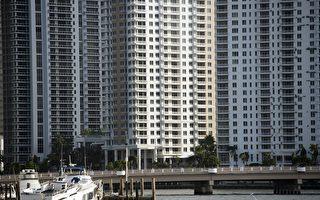 艾瑪致邁阿密街道變河流 身在高樓如坐船