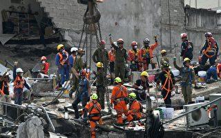 禍不單行 墨西哥再遭6.1級地震 兩週三震