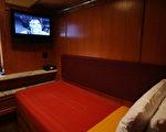 """近期北京""""五星级酒店不换床单""""被曝光后,大陆普遍的酒店卫生问题引人关注。(Spencer Platt/Getty Images)"""