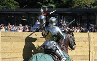 為榮譽而戰-英國中世紀重裝騎士比武