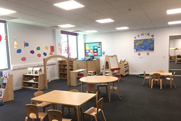 欧洲第一所私立中英双语预备学校——肯辛顿韦德(Kensington Wade)在伦敦肯辛顿区开学(舒雅/大纪元)