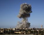 周五(9月22日),美国军方在一份声明中表示,美军对利比亚一个伊斯兰国(IS)阵营进行了六次精准空袭,击毙17名武装分子,摧毁三辆车。图为去年9月底一次空袭。(AFP PHOTO / Fabio Bucciarelli)
