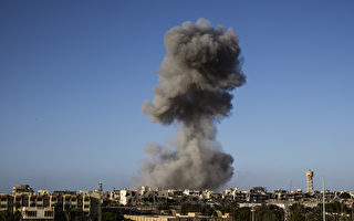 川普首次下令 美軍無人機空襲利比亞IS營地