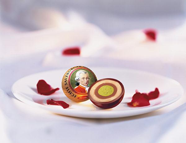 薩爾茲堡莫扎特球(品牌:Mirabell)(薩爾茨堡旅遊局提供)