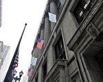 芝加哥市政府大樓。(溫文清/大紀元)