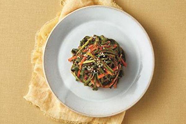韭菜泡菜(方言出版提供)