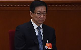 上海消息人士披露,上海市長應勇將接任市委書記。意味著江派韓正將被調離。 (WANG ZHAO/AFP/Getty Images)
