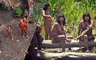 巴西男炫宝物 揭亚马逊丛林原始部落的灭顶浩劫