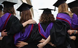 澳洲两所大学大学毕业生就业力世界一流。(Dan Kitwood/Getty Images)