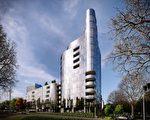 圖為墨尔本14層豪華公寓樓Muse設計圖。(Devitt Property Group提供)