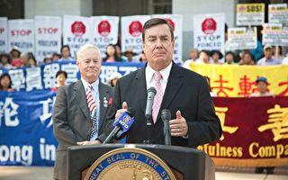川人:中共操控加州议长,美国国家安全堪忧?