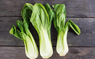 每年的6~11月間,亞洲超市都有各式安省產小白菜出售。白菜,與西蘭花、羽衣甘藍和洋白菜一樣,都屬十字花科蔬菜,富含維生素A和C、鈣與鉀等等,營養豐富。(Fotolia)