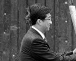 9月20日,中共共青團中央第一書記秦宜智已轉任中共國家質量監督檢驗檢疫總局副局長。圖為秦宜智。(STR/AFP/Getty Images)