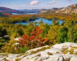 秋天到了,又是賞楓好時節。(Shutterstock)