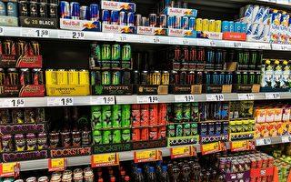 运动饮料和含咖啡因的能量饮料,会给少年儿童带来一系列健康风险,从肥胖症、龋齿到心脏节律问题及幻觉等。(Shutterstock)