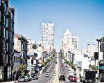 旧金山房市在今年第三季度,卖家惜售,房价又冲出新高。(Shutterstock)
