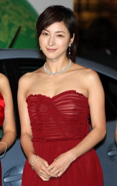 广末凉子在第22届东京国际电影节开幕式在六本木山于2009年10月17日在日本东京。