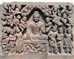 古印度的悉達多王子證道成佛,世人後尊稱其為「釋迦牟尼」。(公有領域)