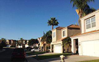 加州圣地亚哥房价持续上涨。2017年7月份比去年同期上涨7.1%,超过加州和全美平均水平。图为圣地亚哥北郡地区一处住宅小区。(舒林/大纪元)
