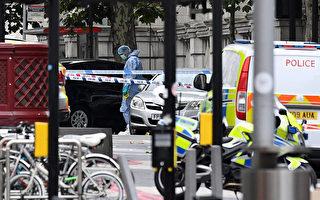 伦敦不平静  汽车冲撞后又传车站安全警报