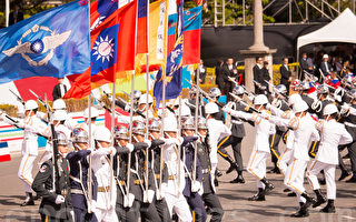 台媒在微博轉播國慶  兩岸網民共同圍觀