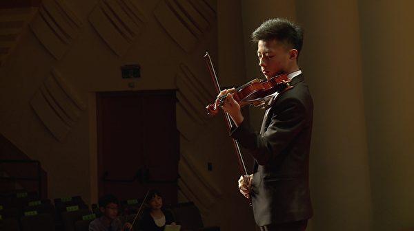 新唐人音乐大赛圆满落幕 小提琴决赛2人摘金