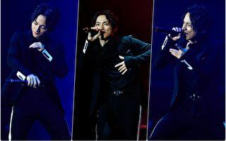 """""""AAA""""日光高启访台热唱 访九份被粉丝认出"""