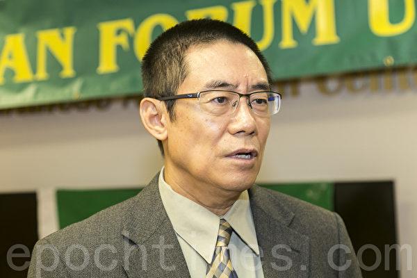 曹长青:国际局势给台湾更多机会