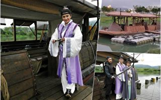 楊麗花傳承歌仔戲嚴謹 冬山河中驚現「古船」