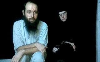 加拿大男子Joshua Boyle和他的美國妻子Caitlan Coleman及3個孩子被塔利班相關的組織綁架5年後獲釋。圖爲Coleman家提供的錄像截圖。 (THE CANADIAN PRESS/AP-Coleman )Family