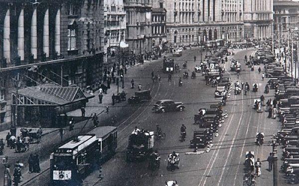 1930年的上海。(公有領域)