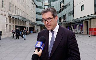 【专访】英人权委员会副主席入境香港遭拒