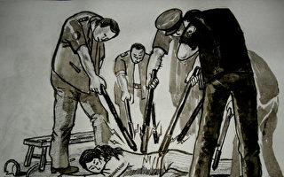 甘肃女子监狱酷刑 电击人脸部烧焦烧烂
