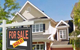 加拿大全國9月出售的房屋均價為487,000加元,如果除去多倫多和溫哥華,均價降至374,500元左右。(Shutterstock)