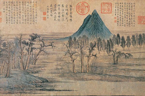 【醉夢話丹青】(12)中國畫的「二黃」現象
