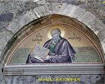 希腊帕特莫斯岛的圣约翰修道院。(行云提供)