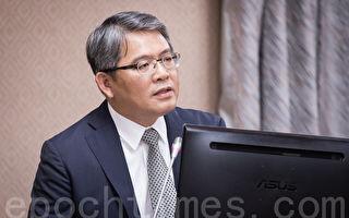 内政部次长花敬群表示,内政部主张修改《都更条例》来强化个案的协商机制。(陈柏州/大纪元)