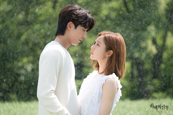 "CHOCO TV""九月热门观剧排行榜""第一名:《河伯的新娘》。(CHOCO TV提供)"