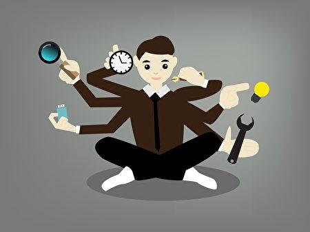 不容易為壓力擊垮的人擁有共通習性。(Pixabay/Creative Commons)