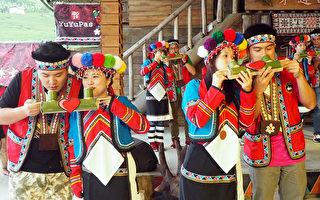 台湾阿里山神木下婚礼 陆网红歌手也来体验