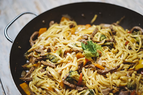 面食可以作为主食类首选餐点。(shutterstock)